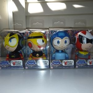 Mega Man Bobblehead Budds Collection